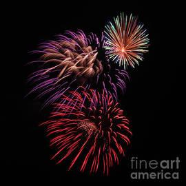 Marv Vandehey - Fireworks