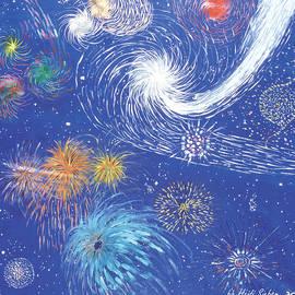 Heidi Sieber - Fireworks of your heart