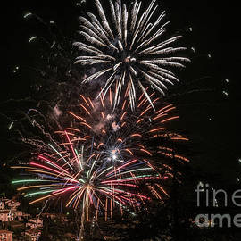 Fireworks Over Italy by Alissa Beth Photography