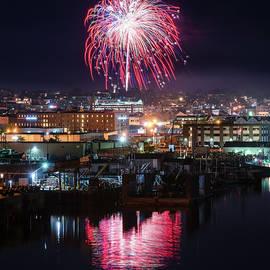 Jack Milton - Fireworks Over Portland
