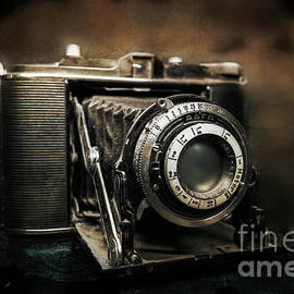 First Camera by John Anderson