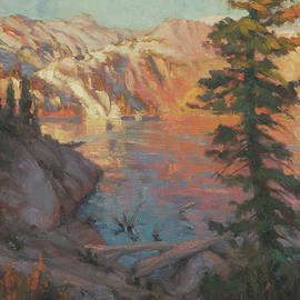 First Light Wilderness by Steve Henderson