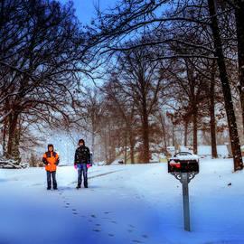 Barry Jones - First Snow - 2017