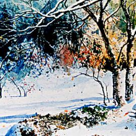 Hanne Lore Koehler - First Snowfall