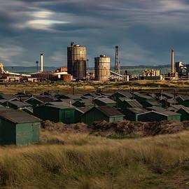 Keith Sayer - Fishermans Huts Redcar