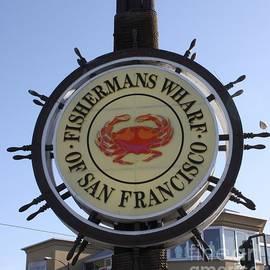 John Telfer - Fishermans Wharf Of San Francisco