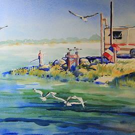 Fishin' by Marsha Reeves