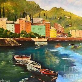 Viktoriya Sirris - Fishing Boats