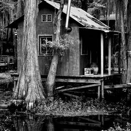 Rod Carver - Fishing Cabin on Caddo Lake