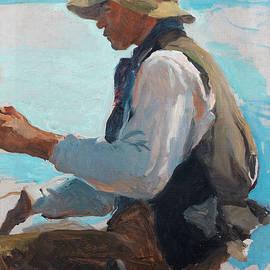 Fishing - Joaquin Sorolla y Bastida