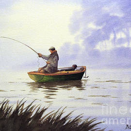 Bill Holkham - Fishing With A Loyal Friend