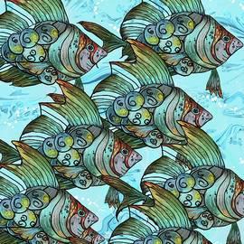 Fishy Fishy by Debra Baldwin