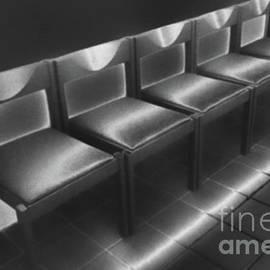 Five Empty Chairs by Eva-Maria Di Bella