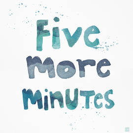 Five More Minutes by Linda Woods