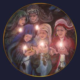 Ceci Bahr - Five Wise Virgins