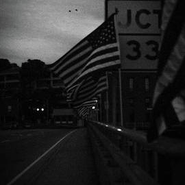 Victory Designs - Flags on the bridge
