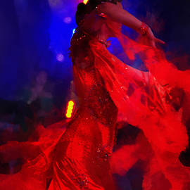 Jenny Rainbow - Flame Dance