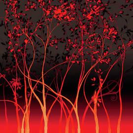 Susan Maxwell Schmidt - Flame Forest