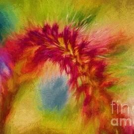 Flame Grass by James Shinn