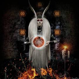 Flame Magick by Barbara A Lane