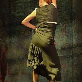 Flamenco #21 - Attitude by Mary Machare