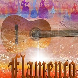 Boghrat Sadeghan - Flamenco