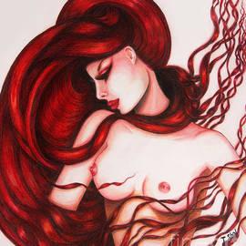 Flaming Beauty 3 by Tara Shalton