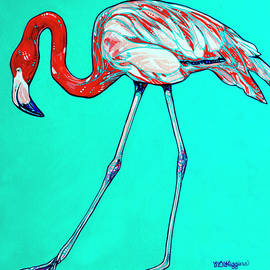 Derrick Higgins - Flamingo
