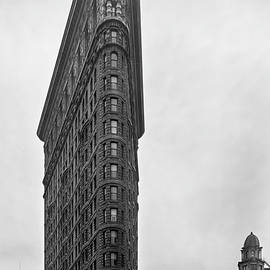 Flatiron Building - 1938 by Gene Parks