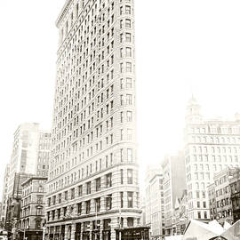 Flatiron District - NYC by Madeline Ellis