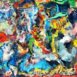 Maciek Froncisz - Flea Market Abstract