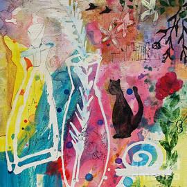 Fleurs And Perfume by Robin Maria Pedrero