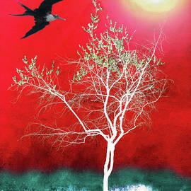 Flight into the Light by Margaret Koc