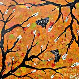 JoNeL Art - Flight of the Butterflies