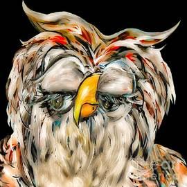 Eloise Schneider - Flirtatious Owl