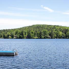 New England Photographic Arts - Floating Dock on Harrisville Lake