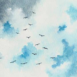 Michael Vigliotti - Flock of Birds