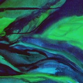 Jacquie King - Abstract Flowing