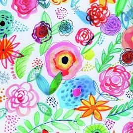 Anne Seay - Floral Fun One