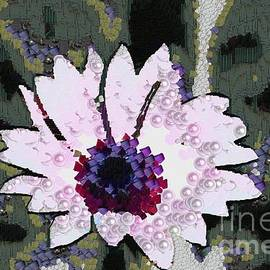 Catherine Lott - Floral Pink and Purple Pearlesqued In The Mix
