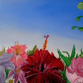 Faye Anastasopoulou - Floral Symphony