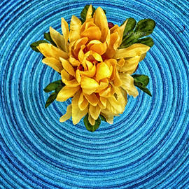 Catherine Melvin - Floral Wake