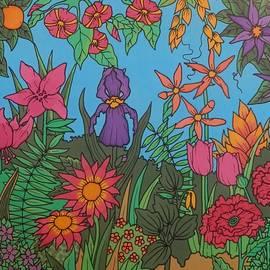 Joanne Oram  - Floral Wonder