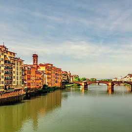 Maria Coulson - Florence Bridge