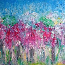 Florescence by Inga Leitasa ArtBonBon