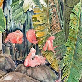 Vicky Lilla - Florida Flamingos
