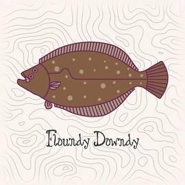 Kevin Putman - Floundy Downdy