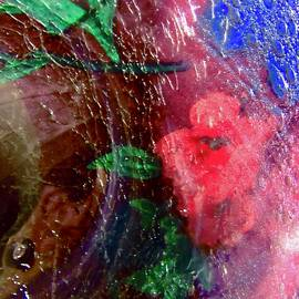 Stephanie Moore - Flower Abstract #12