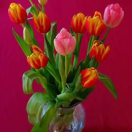 Flower Bouquet by Juergen Roth