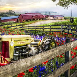 Flower Farm by Debra and Dave Vanderlaan